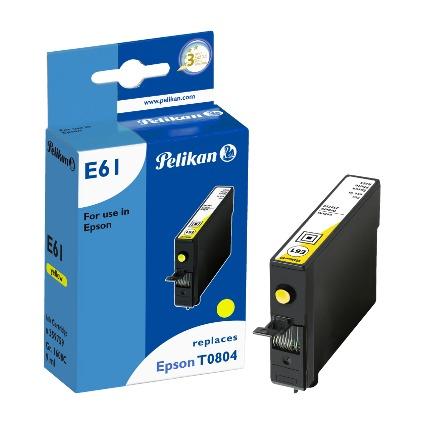 Pelikan Tinte 359759 ersetzt EPSON T0804, gelb