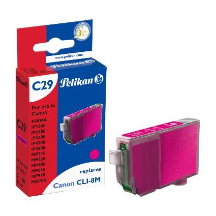 Pelikan Tinte 361714 ersetzt Canon CLI-8M, magenta