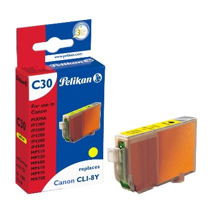 Pelikan Tinte 361721 ersetzt Canon CLI-8Y, gelb
