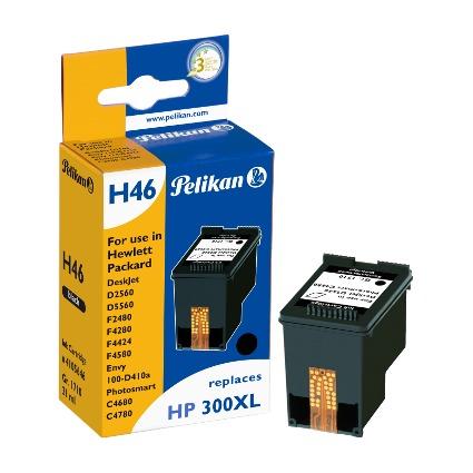 Pelikan wiederbefüllte Tinte 4105646 ersetzt hp HP300XL
