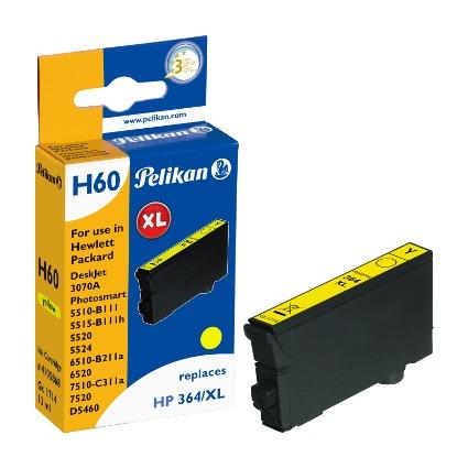 Pelikan wiederbefüllte Tinte 4105868 ersetzt hp CB325EE/