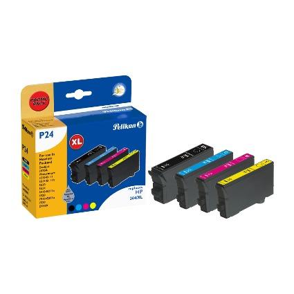 Pelikan Multi-Pack Tinte 4105882 ersetzt hp CB321EE/323EE/