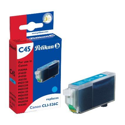 Pelikan Tinte 4106612 ersetzt Canon CLI-526C, cyan