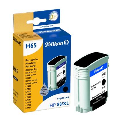 Pelikan wiederbefüllte Tinte 4108135 ersetzt hp C9396AE/