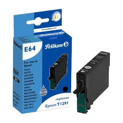 Pelikan Tinte 4108609 ersetzt EPSON T1291, schwarz