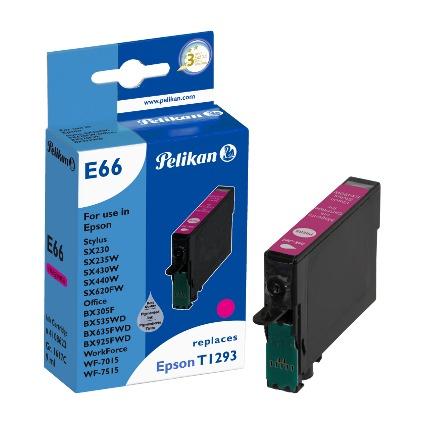 Pelikan Tinte 4108623 ersetzt EPSON T1293, magenta