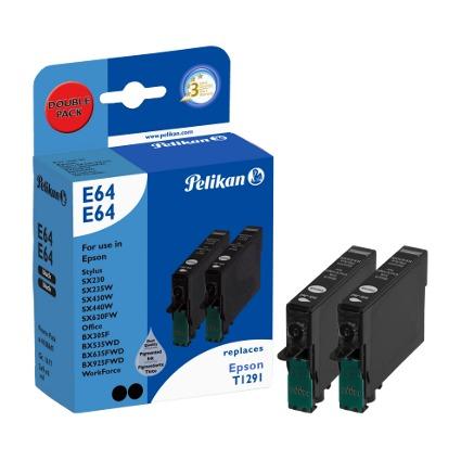 Pelikan Multi-Pack Tinte 4108647 ersetzt EPSON T1291