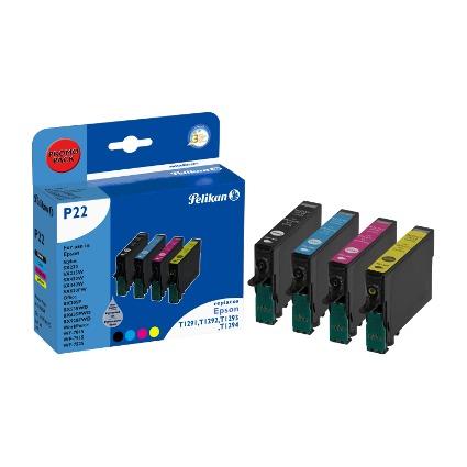 Pelikan Multi-Pack Tinte 4108654 ersetzt EPSON T1295