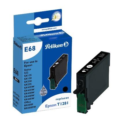 Pelikan Tinte 4108906 ersetzt Epson T1281, schwarz