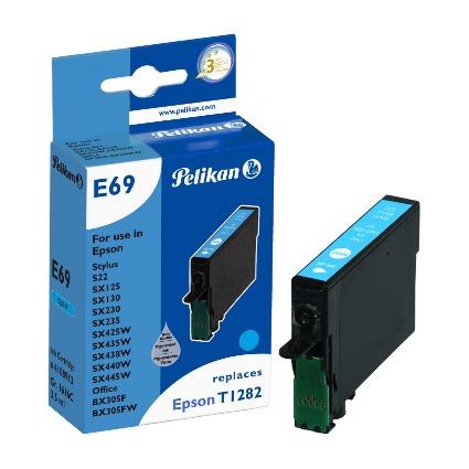 Pelikan Tinte 4108913 ersetzt Epson T1282, cyan