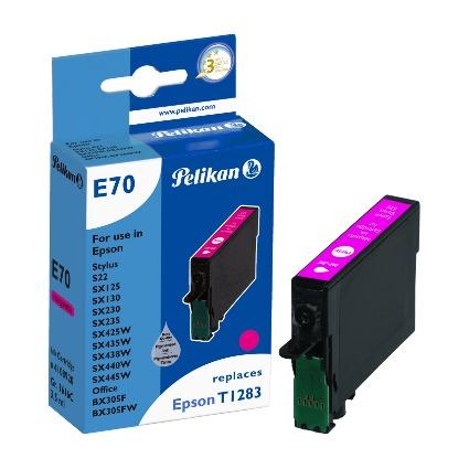 Pelikan Tinte 4108920 ersetzt Epson T1283, magenta