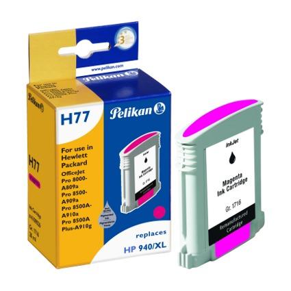 Pelikan wiederbefüllte Tinte 4109026 ersetzt HP940XL/Nr. 940