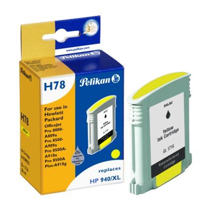 Pelikan wiederbefüllte Tinte 4109033 ersetzt HP940XL/Nr. 940