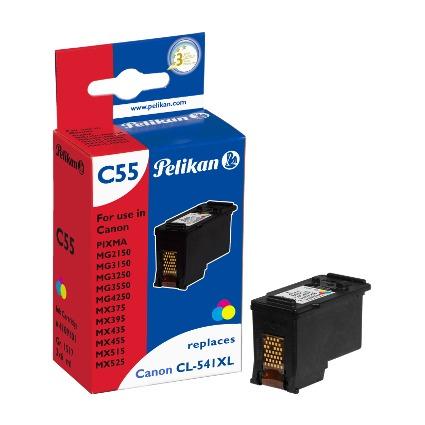 Pelikan Tinte 4109101 ersetzt Canon CL-541XL, farbig