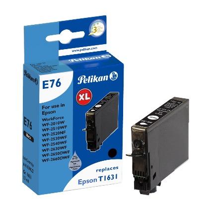 Pelikan Tinte 4109422 ersetzt EPSON T1631, schwarz