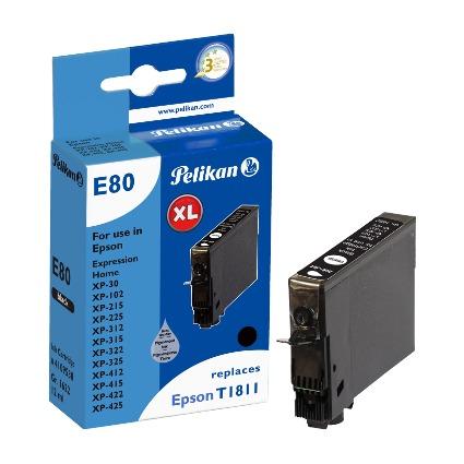 Pelikan Tinte 4109583 ersetzt EPSON T1811, schwarz