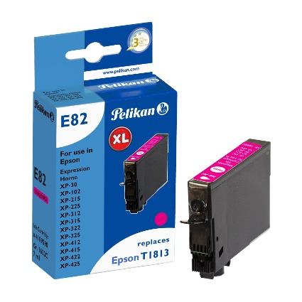 Pelikan Tinte 4109590 ersetzt EPSON T1813, magenta