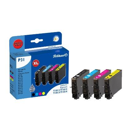 Pelikan Multi-Pack Tinte 4109613 ersetzt EPSON T1816