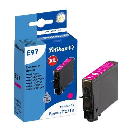 Pelikan Tinte 4109682 ersetzt EPSON T2713, magenta