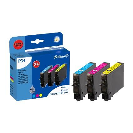 Pelikan Multi-Pack Tinte 4109705 ersetzt EPSON T2715