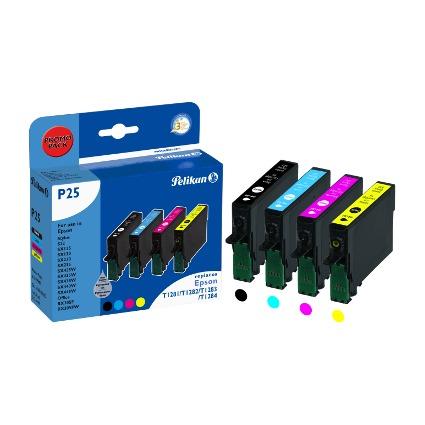 Pelikan Multi-Pack Tinte 4109941 ersetzt Epson T1285