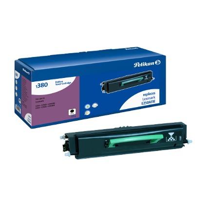 Pelikan Toner 1380 ersetzt LEXMARK E250A11E, schwarz
