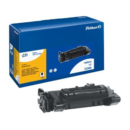 Pelikan Toner 1231b ersetzt hp CE390A, schwarz