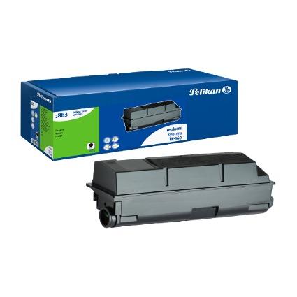 Pelikan Toner 2883 ersetzt KYOCERA/mita TK-360, schwarz