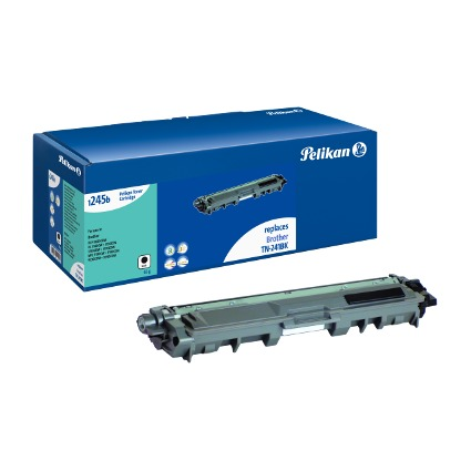 Pelikan Toner 1245b ersetzt brother TN-241BK, schwarz