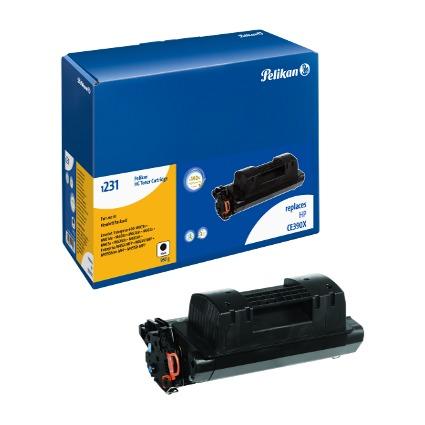 Pelikan Toner 1231 HC ersetzt hp CE390X, schwarz HC
