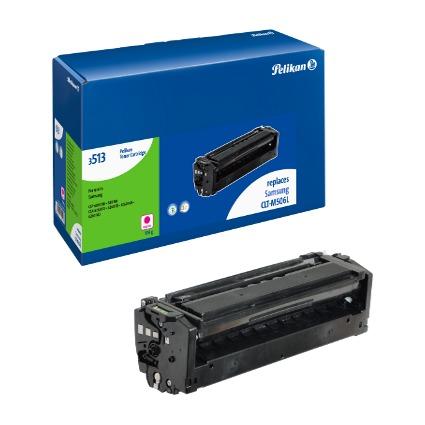 Pelikan Toner 3513HCm ersetzt SAMSUNG CLT-M506L, magenta HC