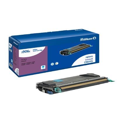 Pelikan Toner 3906c ersetzt LEXMARK C746A1CG, cyan
