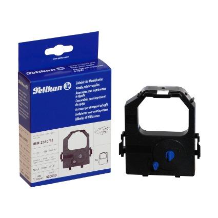 Pelikan Farbband für LEXMARK/IBM 2380, Nylon HD, schwarz