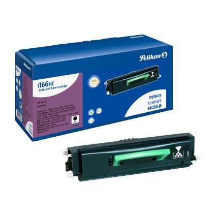 Pelikan Toner 1166 ersetzt LEXMARK 12A8300/12A8305, schwar