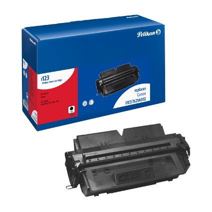 Pelikan Toner 1123 ersetzt Canon FX-7/7621A002, schwarz