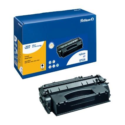 Pelikan Toner 1207 ersetzt hp Q7553X, schwarz HC
