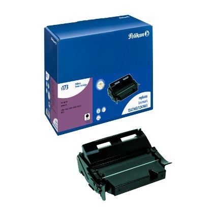 Pelikan Toner 1173 ersetzt LEXMARK 12A7465, schwarz