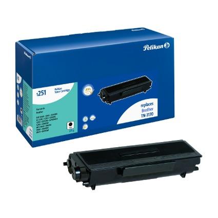 Pelikan Toner 1251 ersetzt brother TN-3130/TN-3140/TN-3170