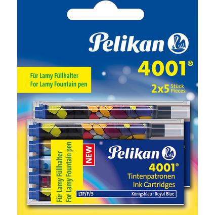 Pelikan Tintenpatronen LTP/F/5, königsblau