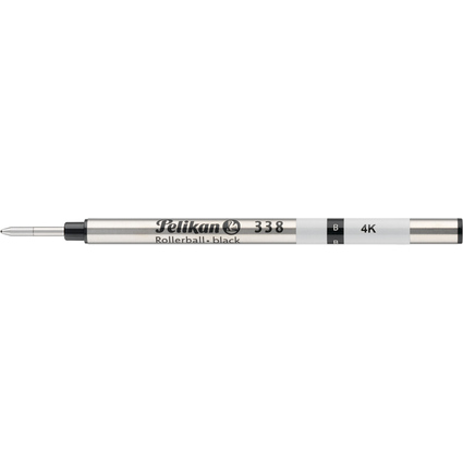 Pelikan Tintenroller-Minen 338, Stärke: B, schwarz