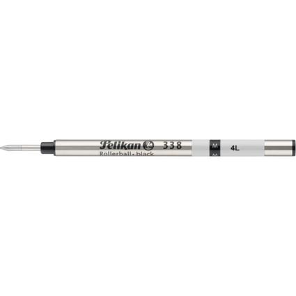 Pelikan Tintenroller-Minen 338, Stärke: M, schwarz