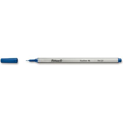 Pelikan Fineliner 96, Strichstärke: 0,4 mm, blau
