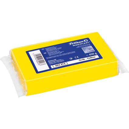 Pelikan Wachsknete Nakiplast 681, gelb (10)
