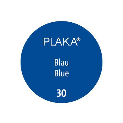 Pelikan Plaka, blau (Nr. 30), Inhalt: 50 ml im Glas