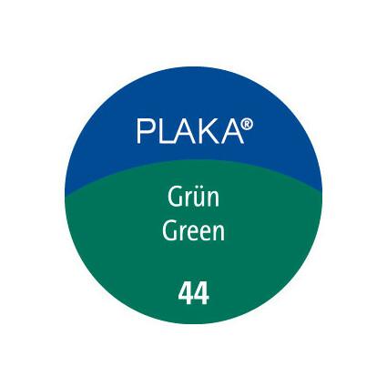 Pelikan Plaka, grün (Nr. 44), Inhalt: 50 ml im Glas