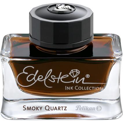 """Pelikan Tinte """"Edelstein Ink Smoky Quartz"""", im Glas"""