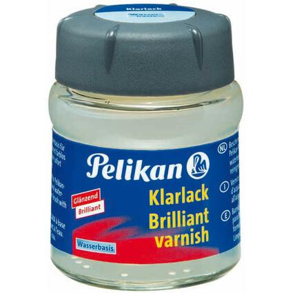 Pelikan Klarlack glänzend, Inhalt: 50 ml im Glas