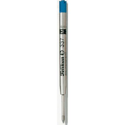 Pelikan Kugelschreiber-Großraummine 337, M, blau