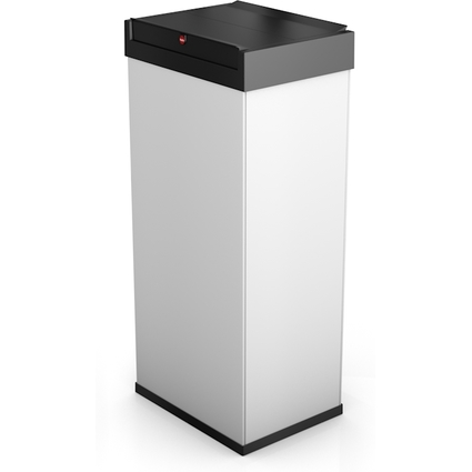 Hailo Abfalleimer Big-Box Swing XL, 52 Liter, weiß