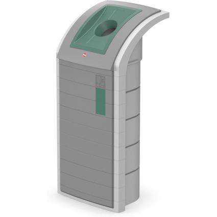 Hailo Wertstoffbehälter ProfiLine WSB-K plus, grün